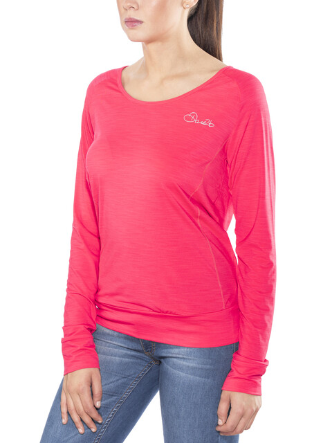 Dare 2b Overt - T-shirt manches longues Femme - rose